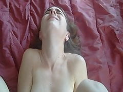 Painful orgasm