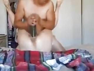 BRUTAL HUSBAND PUMPING WIFE PUSSY