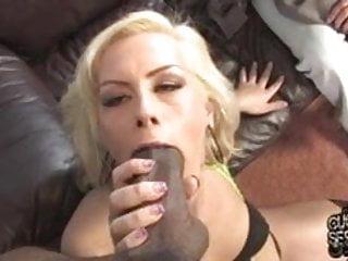 Slut by black doctor in front of cuckold...