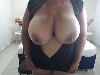 Mature tits webcam