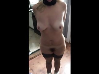 Bdsm Blonde Blowjob video: How to Train a Wife (Laurie gets dominated)