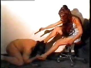 Vintage mistress stefania heels amp whips extreme...