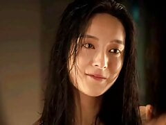 Chinese 23 yrs old actress Sun Anka nude in movie
