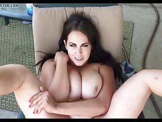 Large titty pov