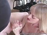 Double Cock Cum Slut GILF