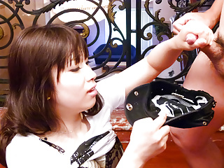 Hazuki okita obeys and pleases at javhd...