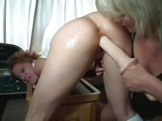 Mature Lizzy Liques and Young Emily Davinci Lesbian Lovers