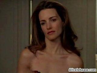 Kristin davis gets naked...