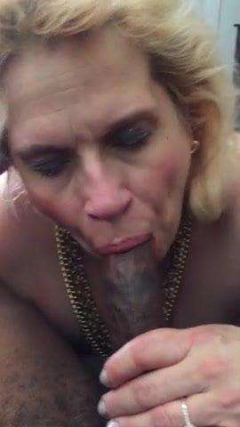 Amateur Blonde Bikini Blowjob