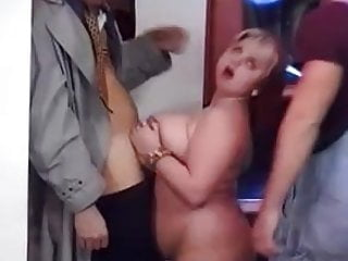 Monique East threesome 2