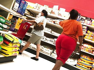 Ghetto Butt Ebony