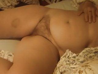 hairy Latina BBW mature voyeur