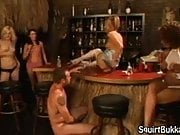 Squirting Girls and The Bartender