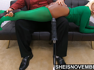 I Hate Spanking My Dark skinned Step Daughter Anal When She Disobey