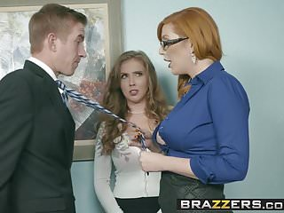 Brazzers Big Tits at Work The New Girl Parte 3 scena sta