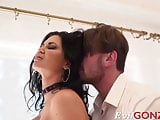 Jasmine Jae gets monster cock straight up her asshole