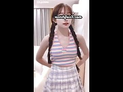 Chinese hotgirl TikTOk