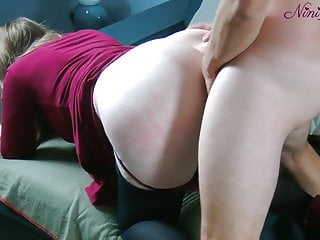 My sexy aunt needs a dick
