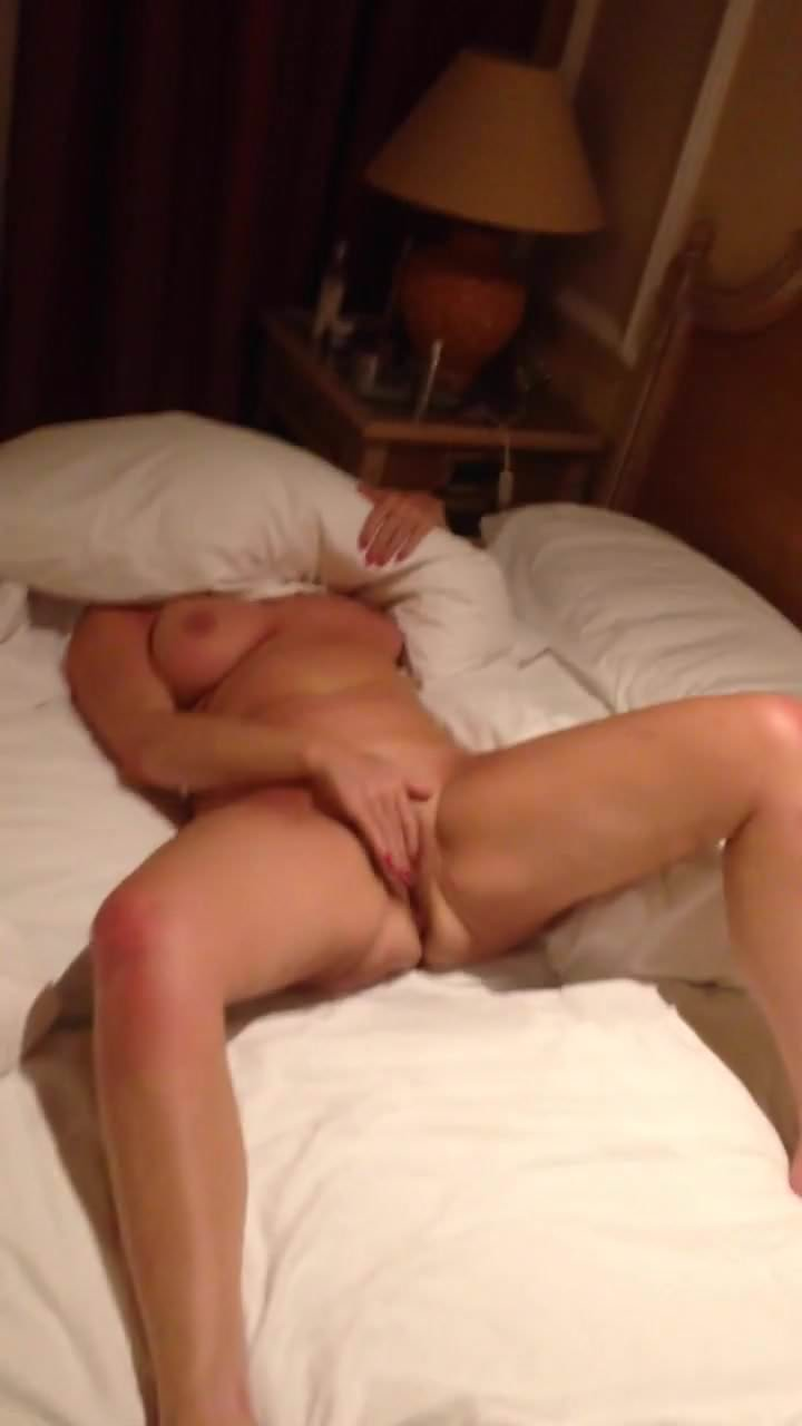 Amateur Milf Blonde Blowjob