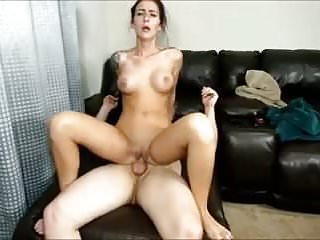 Cam with creampie on pussy...