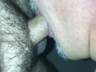 Bear sucking my cock dirty talk is hot...
