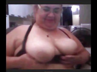 Brazilian mature show tits...