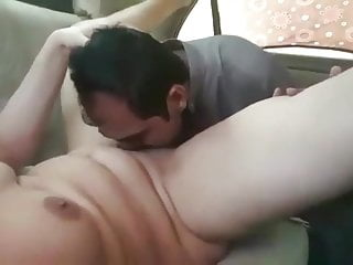 Pakistani adulterer lover with driver loud moaning