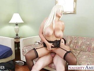 Insegnante di sesso Bridgette B cazzo