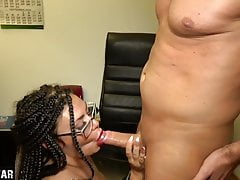 INTERNS FUCKED IN THE MOUTH