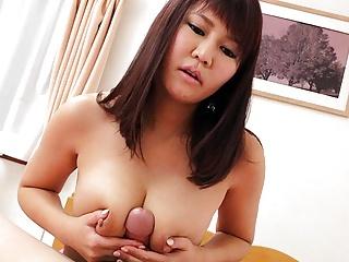 JAV darling, Amiru Kinohara bounces on shaft, uncensored, YouPeg