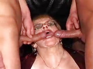 Ass takes a double penetration...