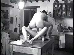 Laura Angel set porno (backstage)