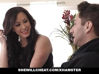 SheWillCheat – Curvy Wife Cheats on Husband With Partner