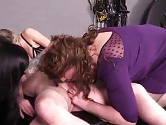 Dino Moci in orgy domination