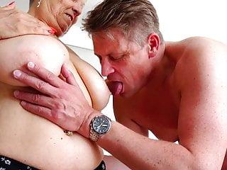 British older lady Savana fucking and sucking
