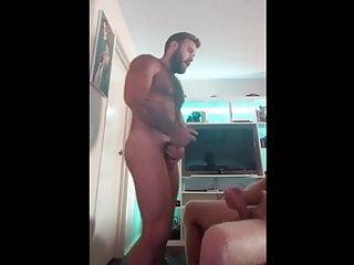 Breeding Logan Stevens (Cumming at same time)