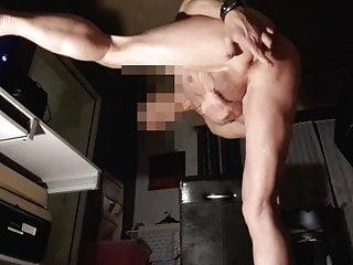 exhibitionist cumshot compilation bondage milkmachine edging