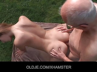 Pussy cleaned by polisher...