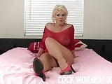I can teach you how to deepthroat really huge cocks JOI