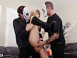 BANG Confessions - Alexis Fawx gives her stepson a Halloween