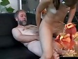 OLD MAN LOVES YOUNG ASS
