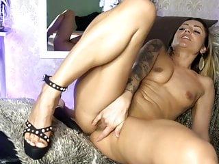 Cam Girl Masturbation