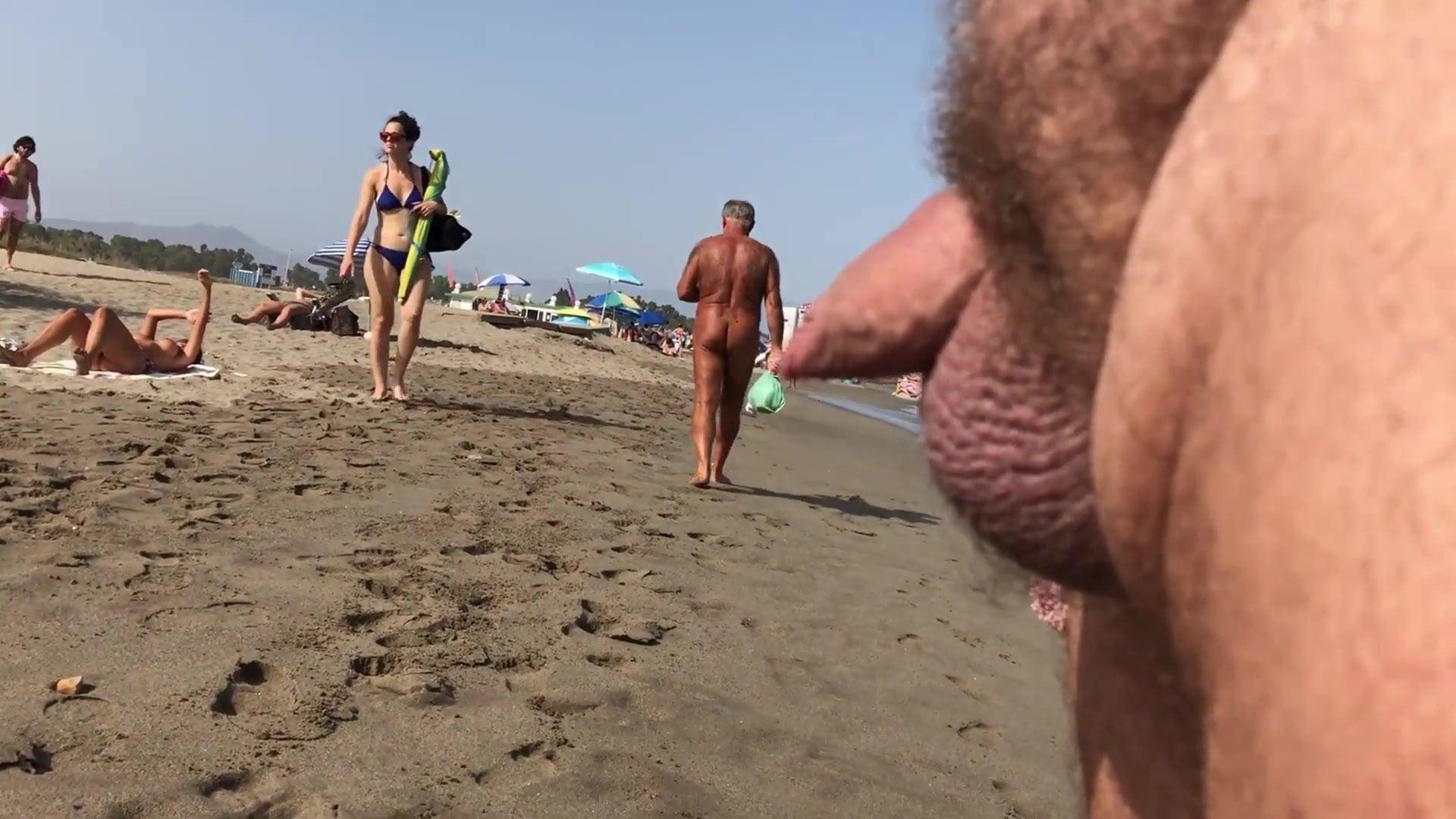 Beach Public Sex Watching