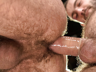 Hairy and anal as it 039 finest...
