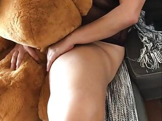 Please my teddybear has no dick...