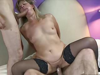 Lisa shared two lovers cuckold...