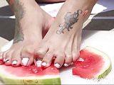 Orion Raye Foot Fetish Food Play XHAM.mp4