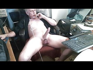 Huge cock grandpa...