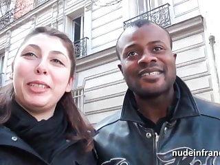 Bruna paffuta francese amatoriale sbattuta da cazzi neri n bianchi