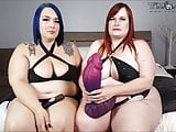 Bad Dragon interview Asstyn Martyn and Alexxxis Allure